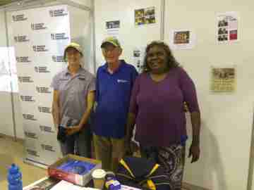 WCE working closely with Tennant Creek and Alekerenge Schools