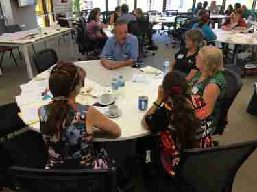 Indigenous Adult English Literacy and Numeracy in the NT: November Workshop