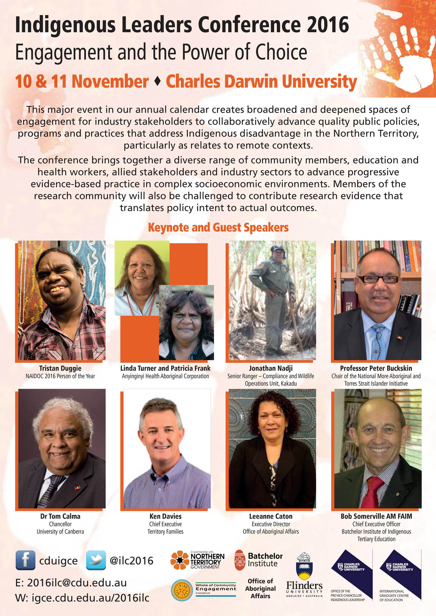 Indigenous Leadership Conference