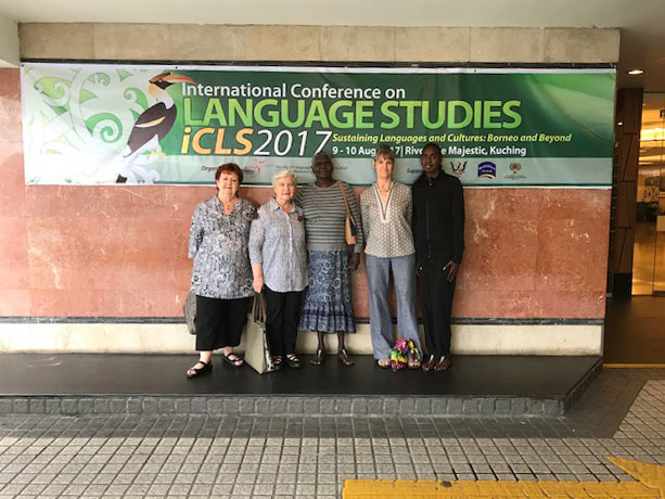 International Conference on Language Studies iCLS 2017, Kuching Malaysia